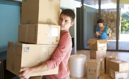 Packing boxes for moving- Centennial Moving best movers in Canada | Centennial Moving