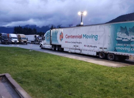 Centennial Moving Cross Canada Movers - Top Moving services 2020
