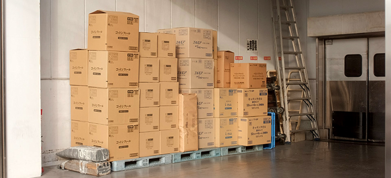 one of the storage solutions Canada offers