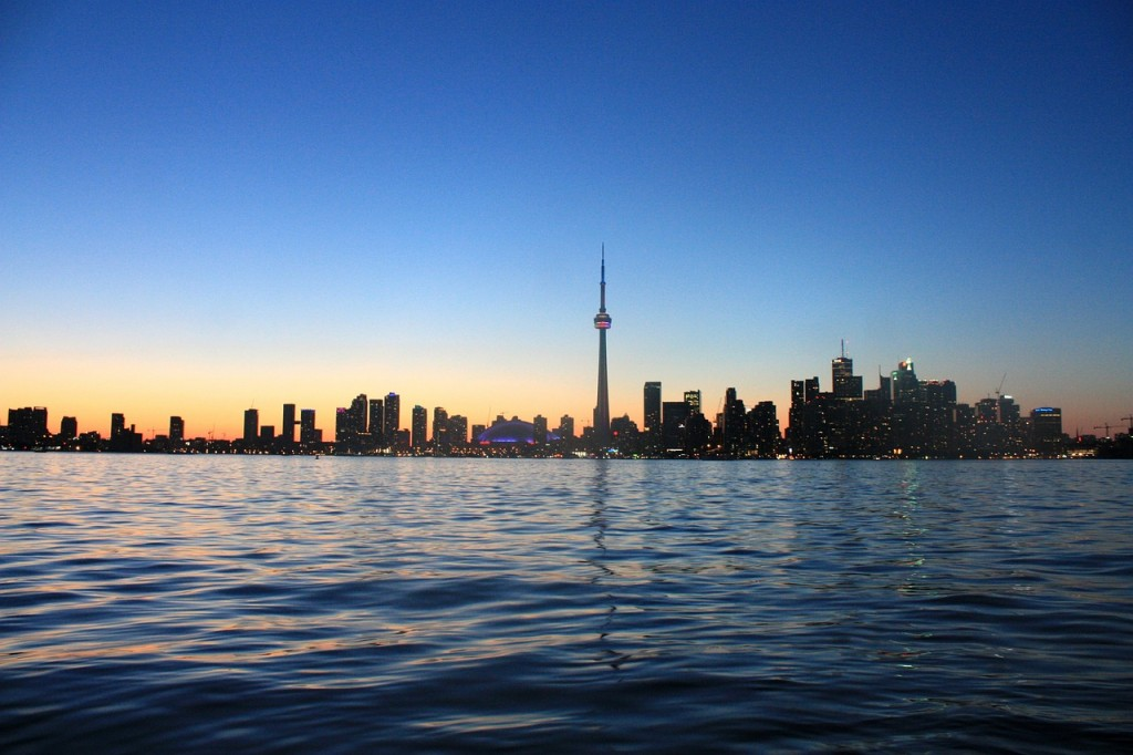 An image of Toronto as a motivation to hire cross country Canada movers for your upcoming move