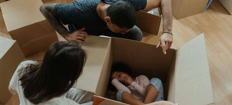 Moving to Regina with family