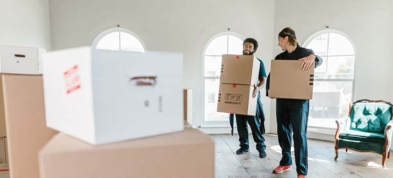 Reliable long distance movers in Ontario