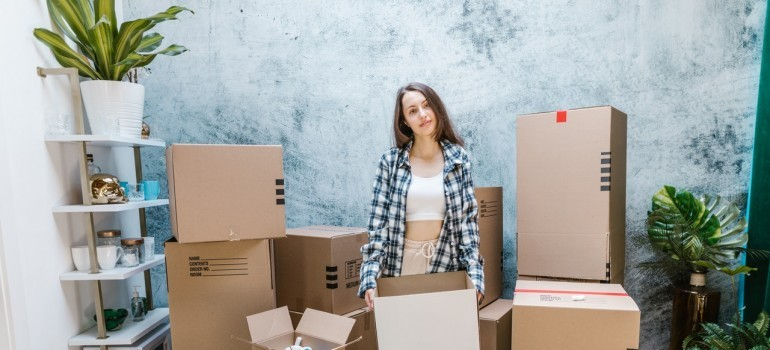 Move from Toronto to Montreal for a job